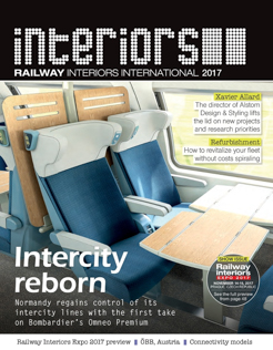 Railway Interiors International Magazine Application