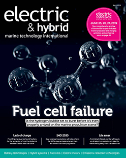 Electric & Hybrid Marine Technology International