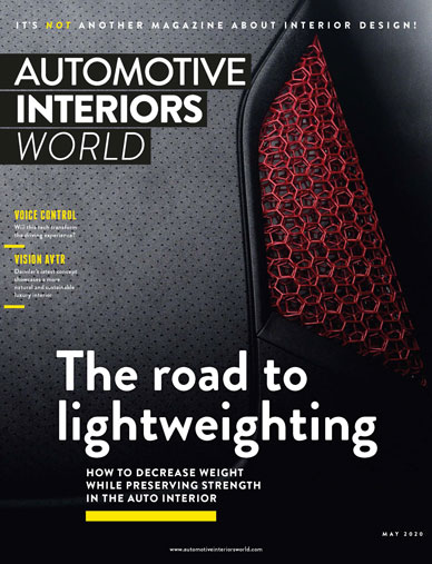 Automotive Interiors World
