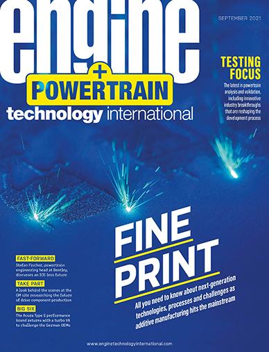 Engine + Powertrain Technology International