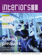 Railway Interiors International Magazine Application