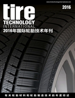 Tire Technology International Annual Review Chinese Edition 2016
