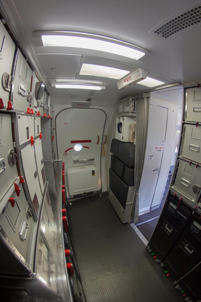 Image gallery aircraft interiors international for Certified interior decorators international